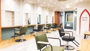 Agu hair beacon 長野東和田店